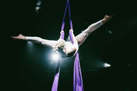 underholdning-for-virksomheder_aerial-silk-show