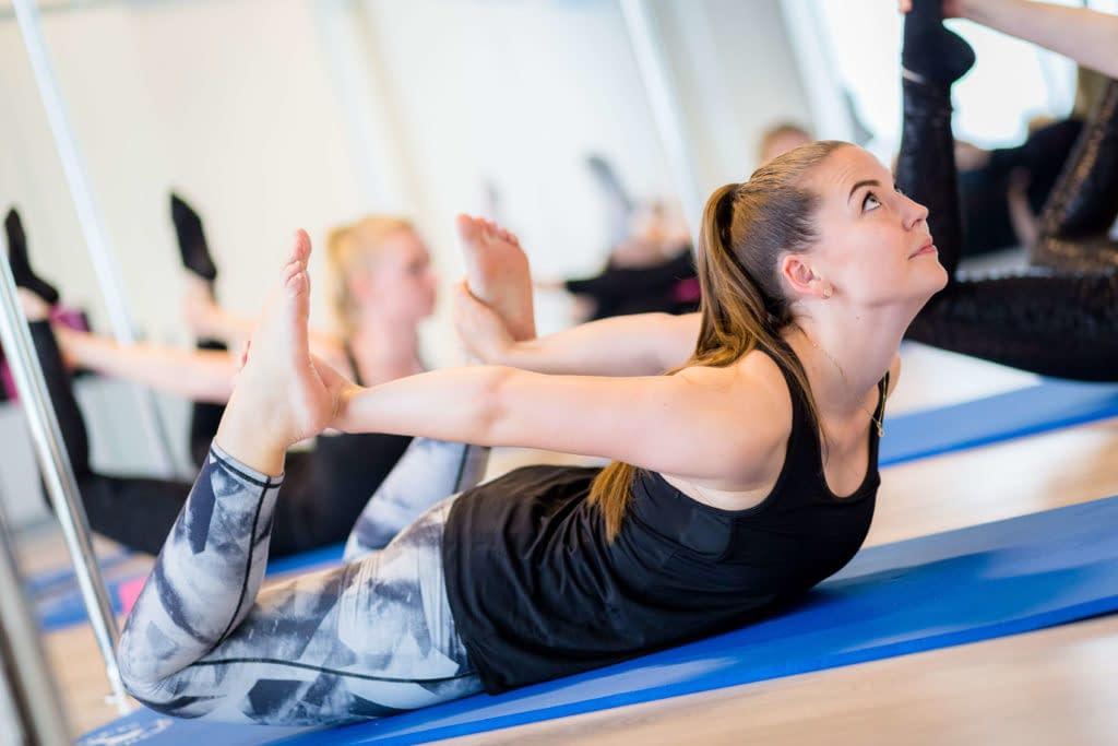 fleksibilitet træning