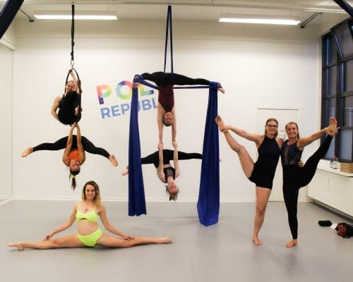 pole republic odense training