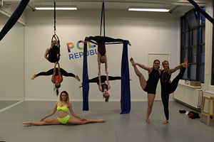pole and aerial dancing
